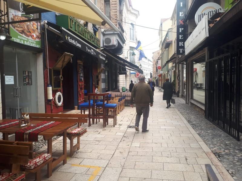 Prodajem poslovni objekat u Sarajevu Baščaršija